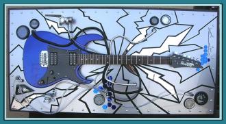 GUITAR ART    CYGNUS X-1