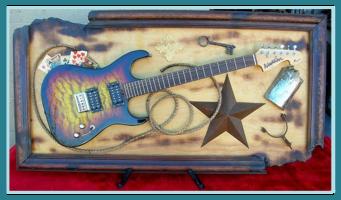 Guitar ART  SHE