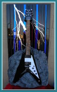 GUITAR ART   ROCK BOTTOM