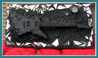 Guitar ART  EXORCISM