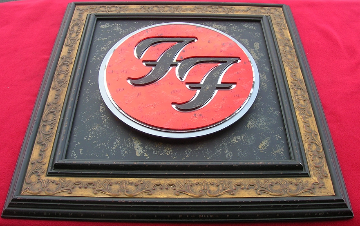 Foo Fighters 3D Art by www.johnhoytart.com