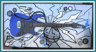 GUITAR ART    CYGNUS X-1