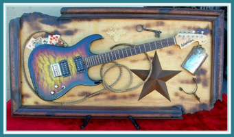 Guitar ART  SHE
