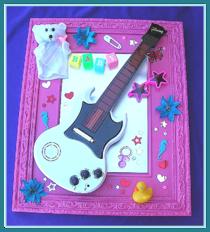 Guitar ART BABY