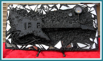 Guitar ART  EXORCISM