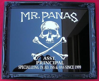 Mr. Panas