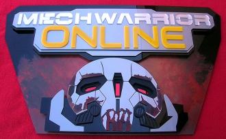 MechWarrior video game inspired art