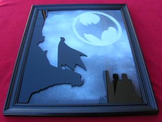 John Hoyt Batman art