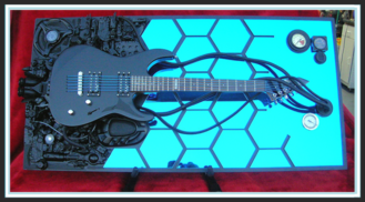 John Hoyt Fine Art Guitars ASSASSIN