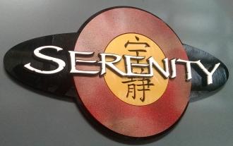 Serenity TV Series inspired art