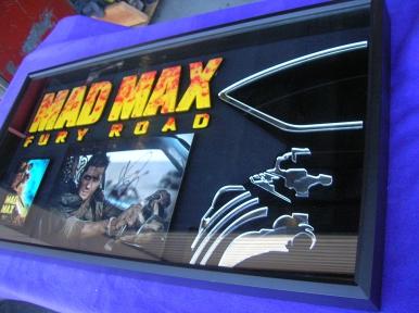Mad Max Fury Road Tom Hardy signed photo COA autographed
